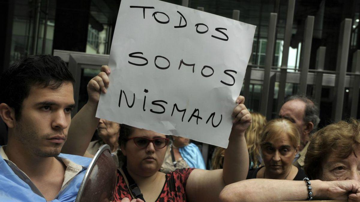 [FOTOS] #AlbertoNisman: Así fueron las masivas protestas por la muerte del fiscal
