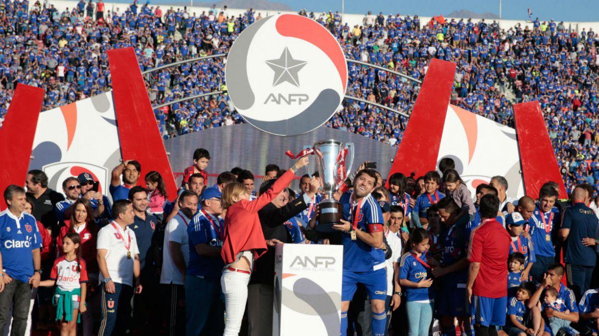 Liga chilena baja seis puestos y es séptimo mejor torneo de América