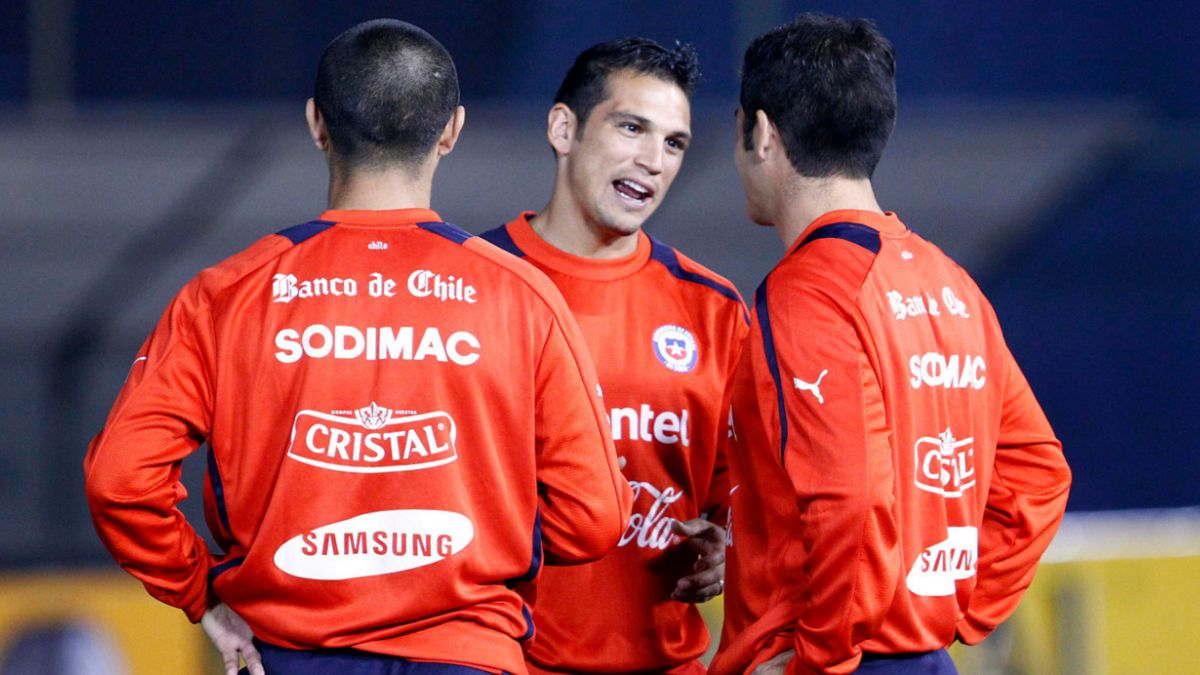 La nómina de la Selección chilena para el amistoso ante EE.UU.
