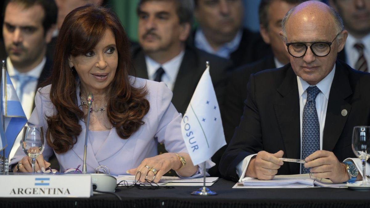 #AlbertoNisman: Cristina Fernández: Los delitos no tienen razones, sólo tienen móviles