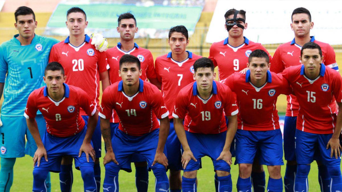 #Sub20enel13: Lo que tiene que pasar para que Chile entre al hexagonal