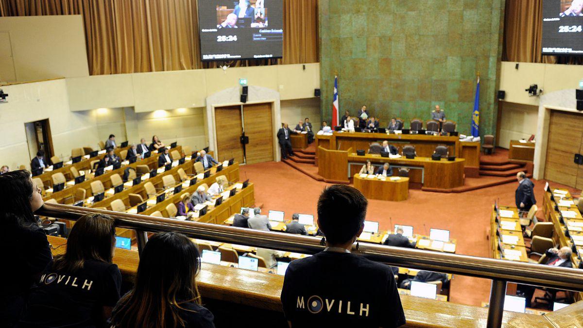 Cámara de Diputados aprueba el Pacto de Unión Civil, ex AVP