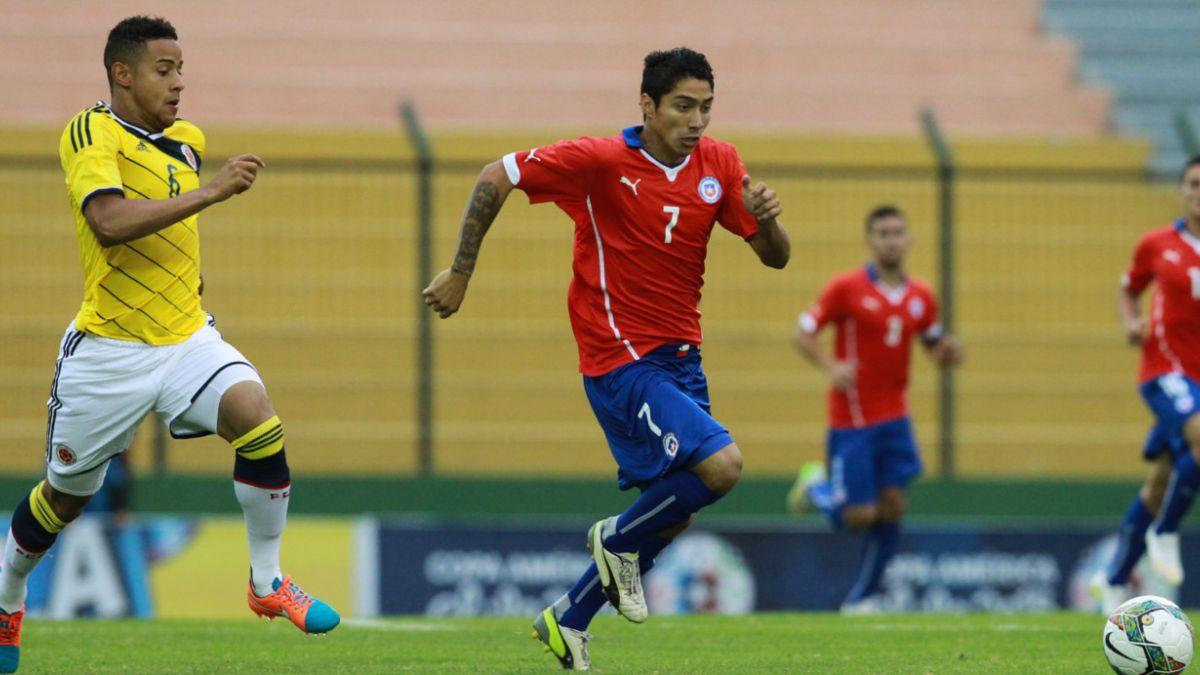 #Sub20enel13: La formación de la Selección chilena para enfrentar a Uruguay