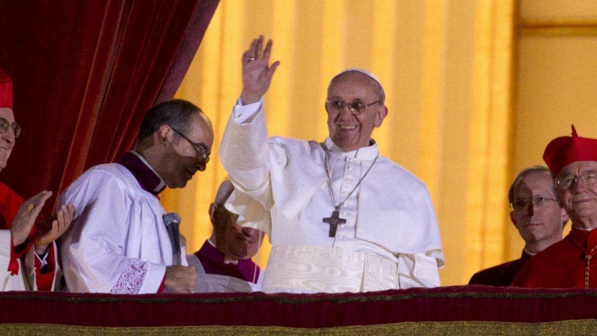 Papa Francisco : Siento alegría de ver tantas familias numerosas