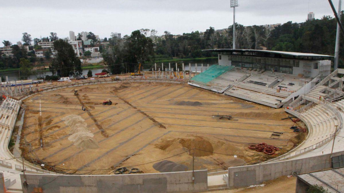Comisión de Deportes asegura que Sausalito tiene plazos ajustados para Copa América