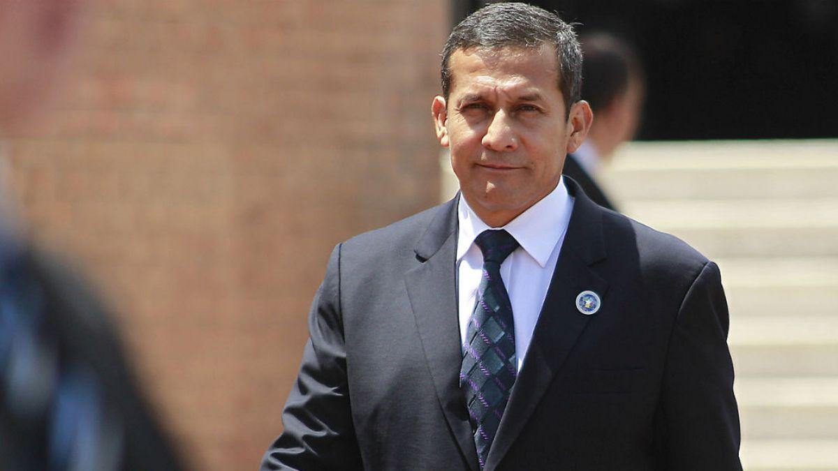Humala asegura tener pruebas de espionaje: Esperamos una respuesta oficial de Chile