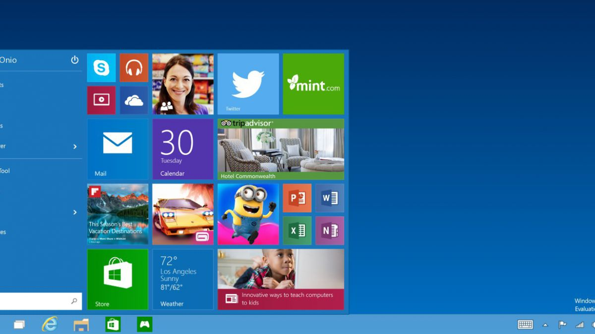 Windows 10 será gratis para usuarios de Windows 7 y 8.1