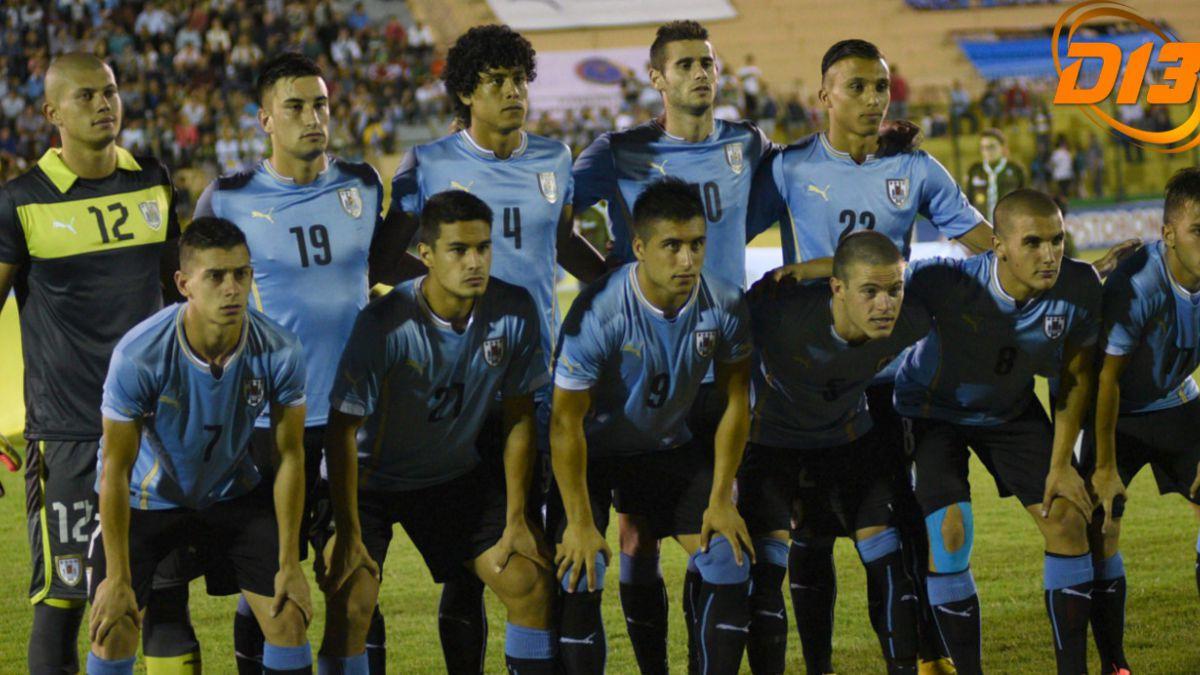 #Sub20enel13: La polémica que sacude a la Selección de Uruguay