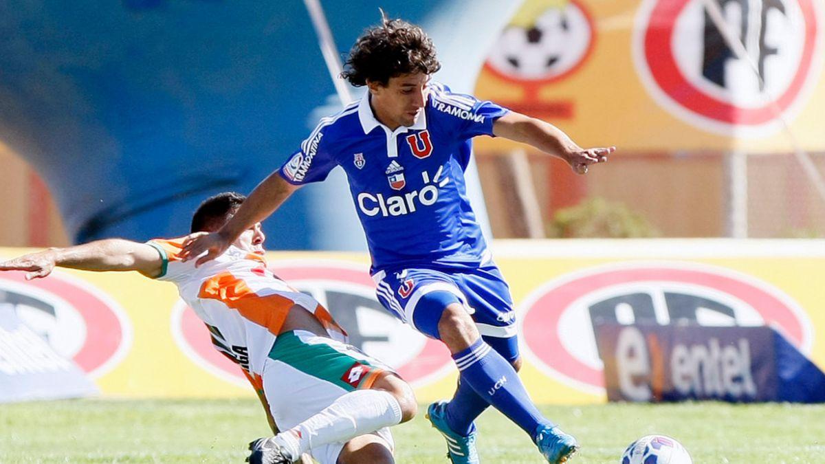 Corujo lamenta sanción en la Libertadores: Son equivocaciones que uno tiene que pagar