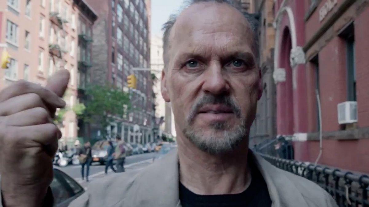 """Birdman"" llegó a Chile: Así se grabó la película que trajo de vuelta a Michael Keaton"
