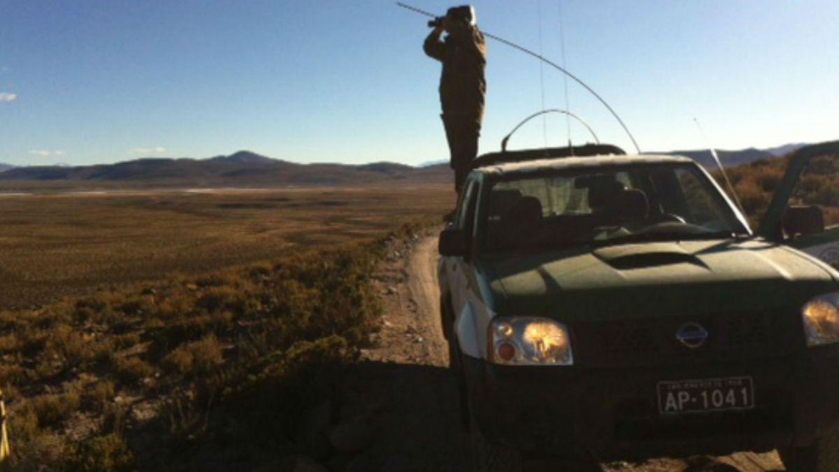Hallan muerto a carabinero que se encontraba desaparecido en frontera con Perú
