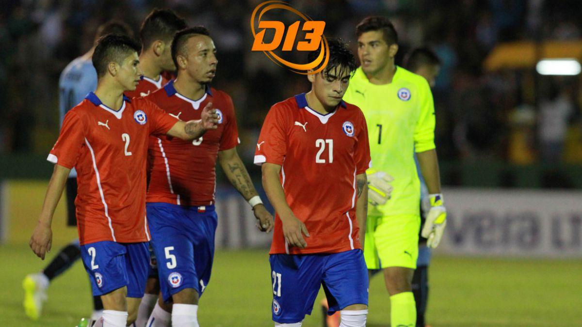 #Sub20enel13: La Rojita regresa a Chile