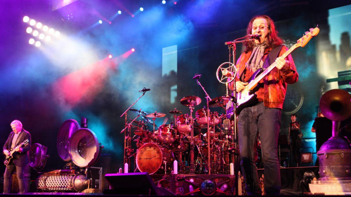 La ambiciosa gira que prepara Rush para celebrar sus 40 años