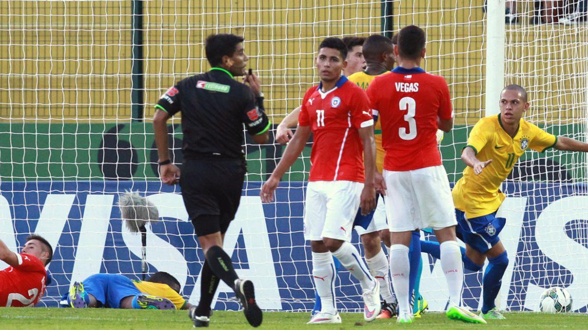 Cuatro errores tras el fracaso de la Selección chilena Sub 20 en el Sudamericano