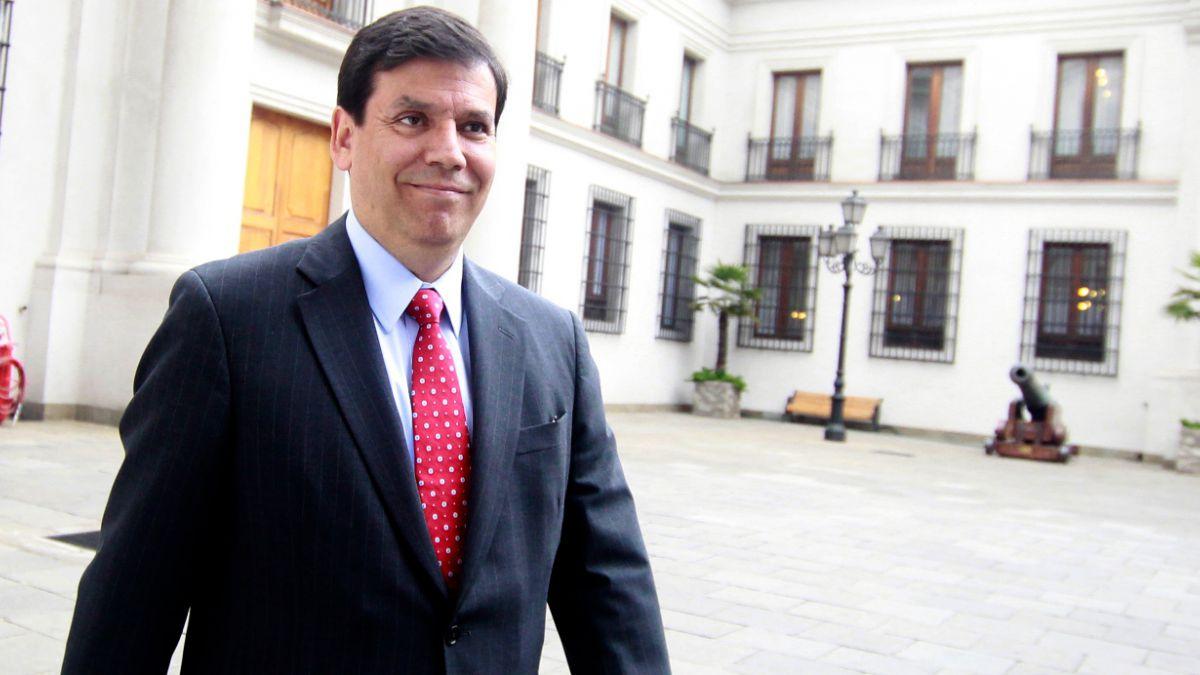 Ministro Arenas asegura que Imacec de febrero confirma cauto y moderado optimismo