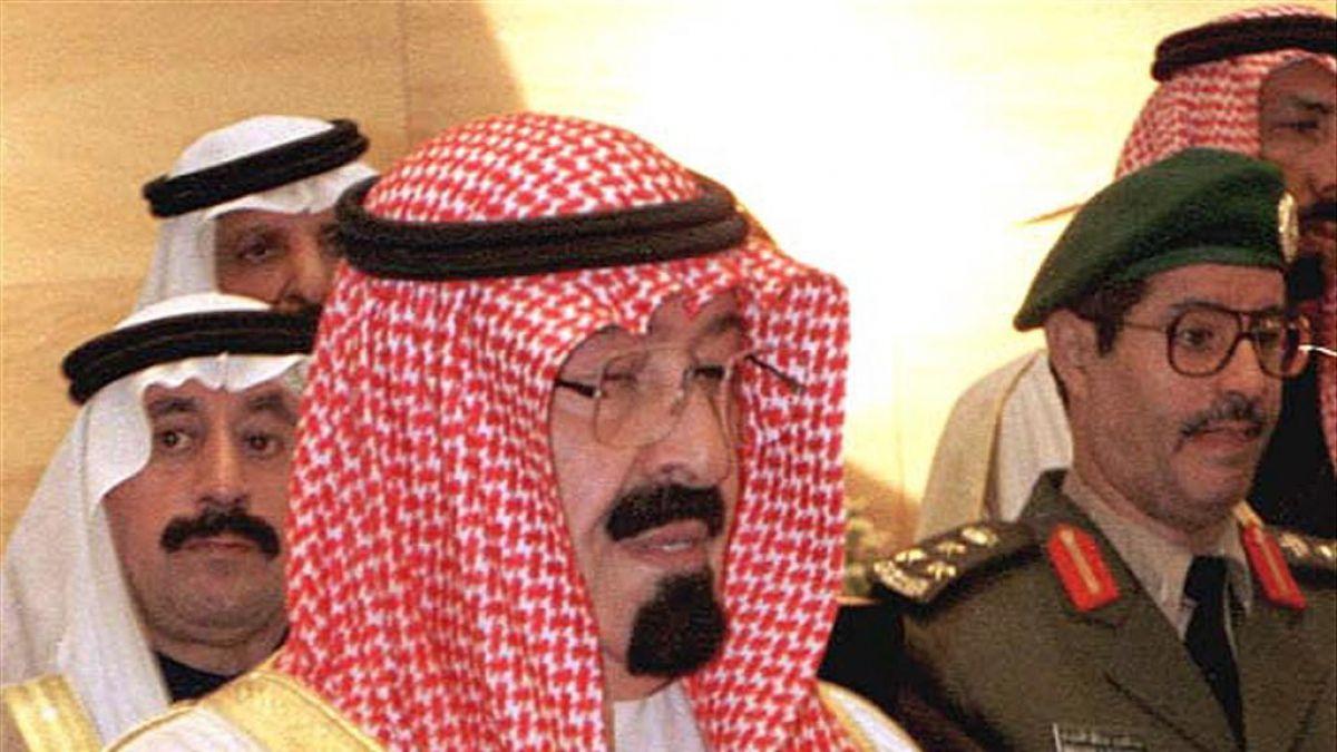 Muere el rey Abdulá de Arabia Saudita