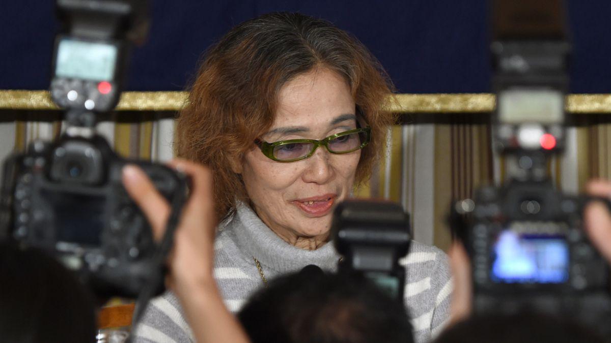 Madre de periodista japonés secuestrado por el Estado Islámico ruega por su liberación