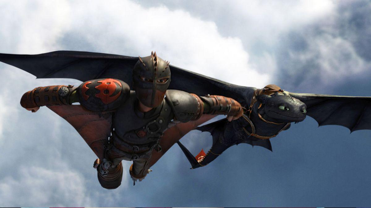 """Atrasan estreno de """"Cómo entrenar a tu dragón 3"""" por crisis de DreamWorks"""