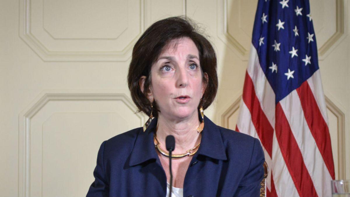Subsecretaria de EE.UU. se reúne con disidentes cubanos