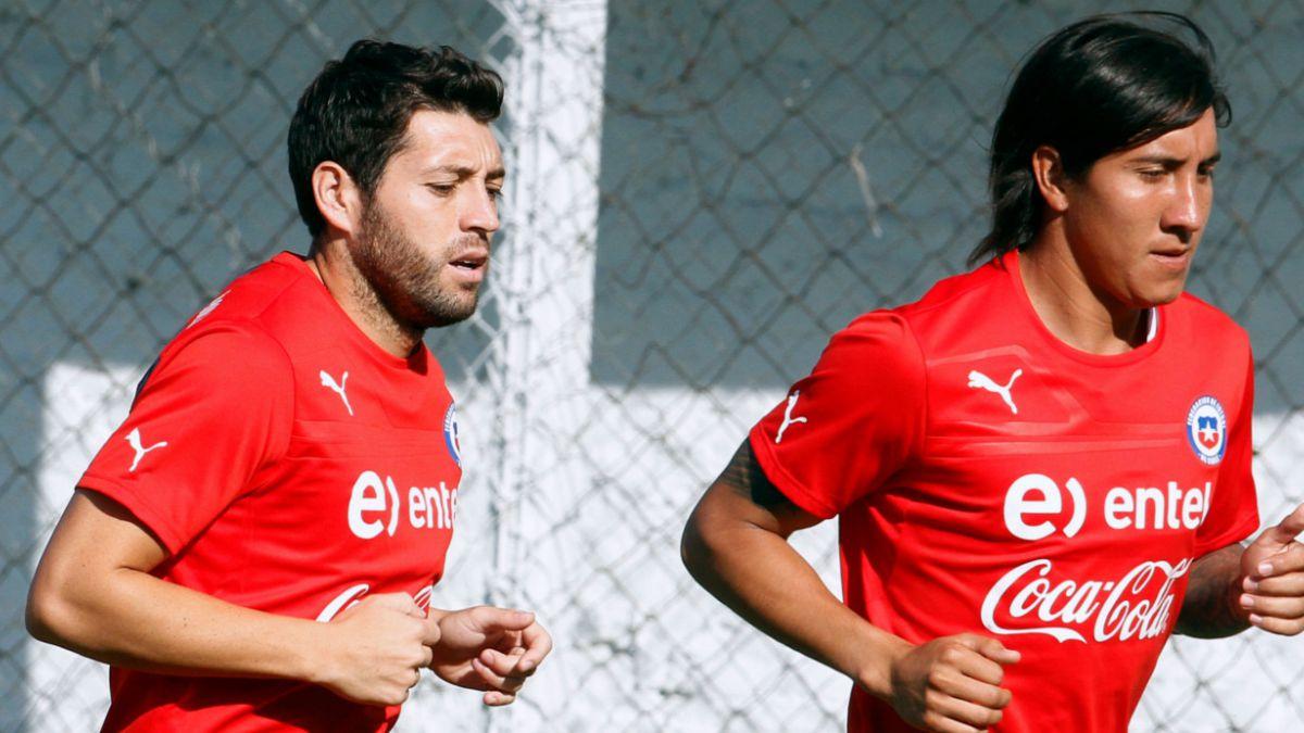 Cristián Suárez se automargina de la Selección chilena