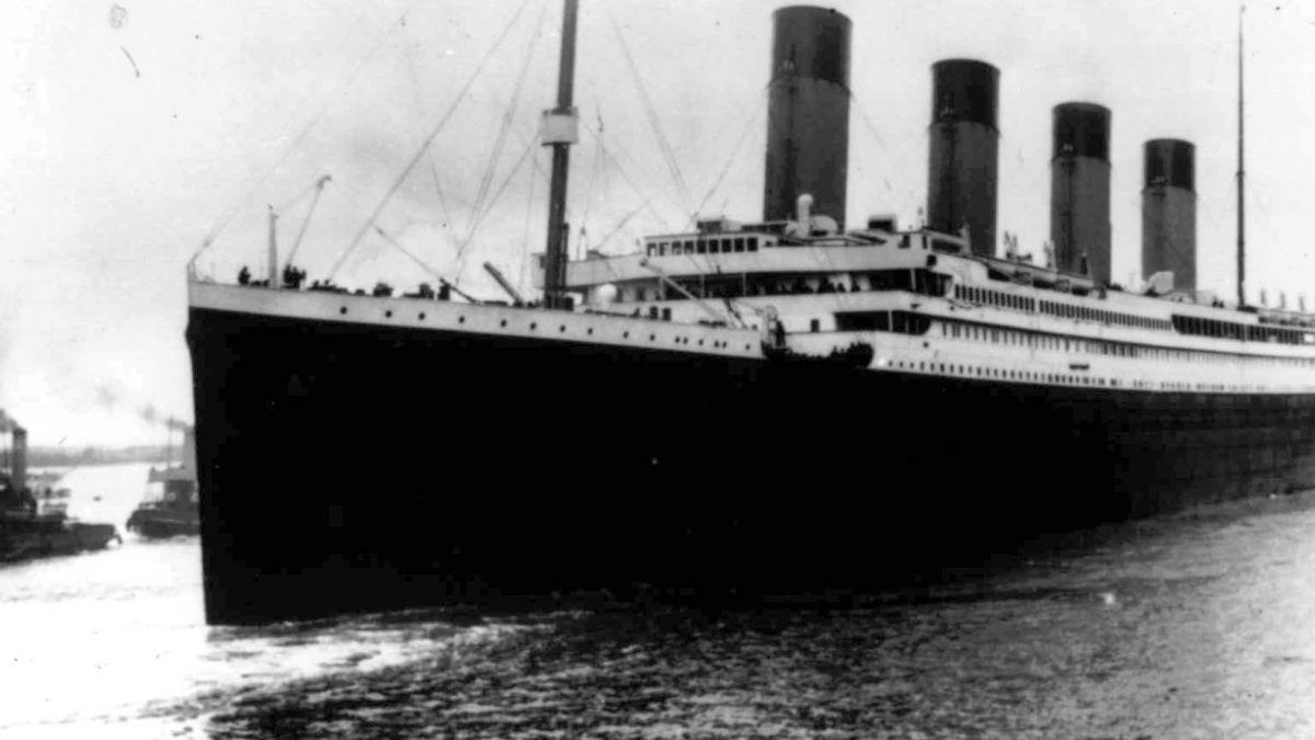 Pagan millonaria cifra en EE.UU. por carta de sobreviviente del Titanic