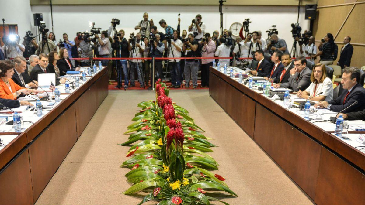 ¿Qué ganan Cuba y EE.UU. con el fin de la primera ronda de conversaciones?