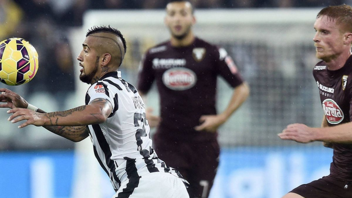 Juventus de Vidal venció al Chievo y sigue firme al frente de la Serie A
