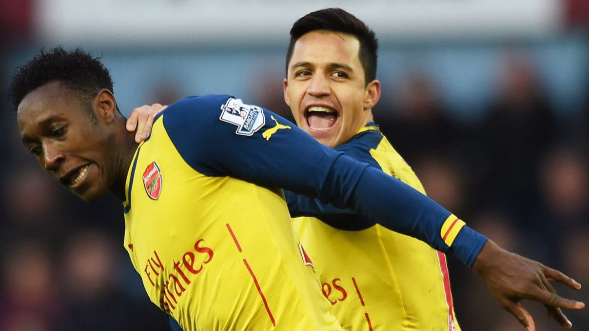 [VIDEO] ¡Magistral! El túnel de Alexis en el triunfo del Arsenal