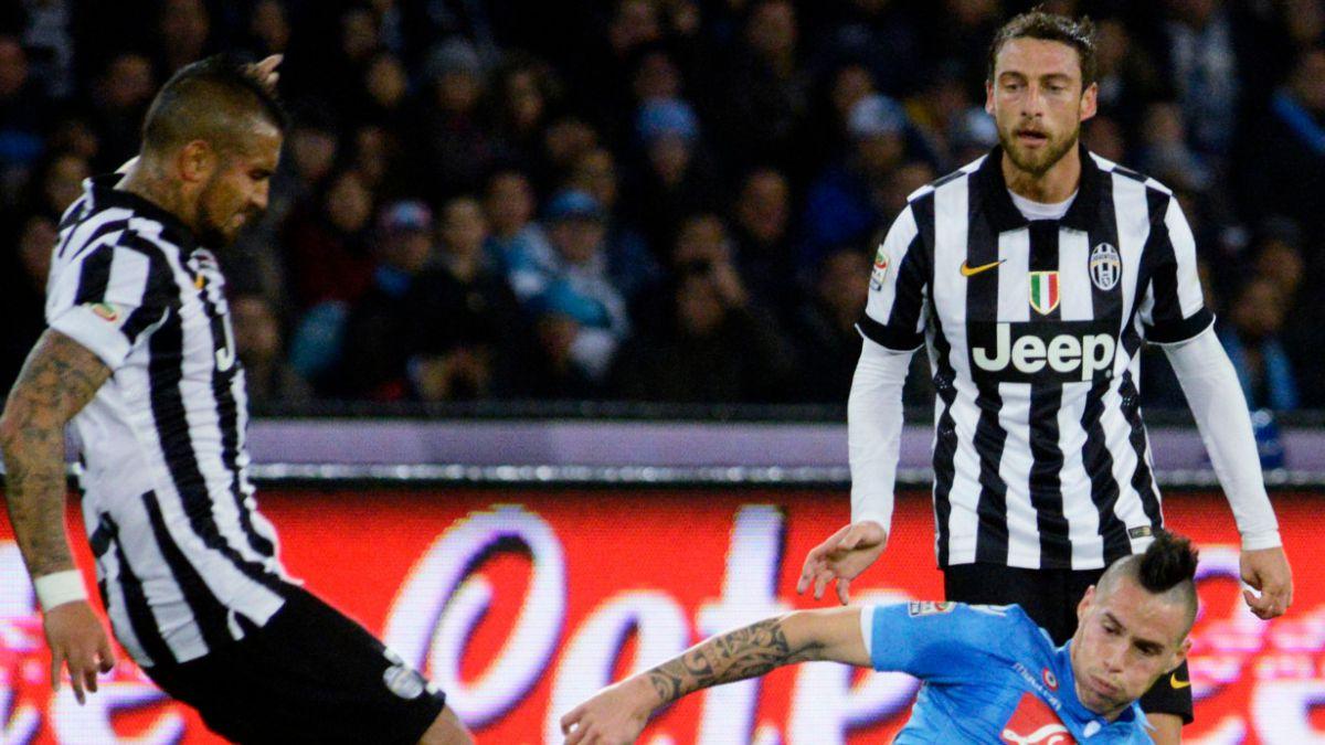 DT de la Juventus y molestia de Vidal tras cambio: Él entendió la decisión