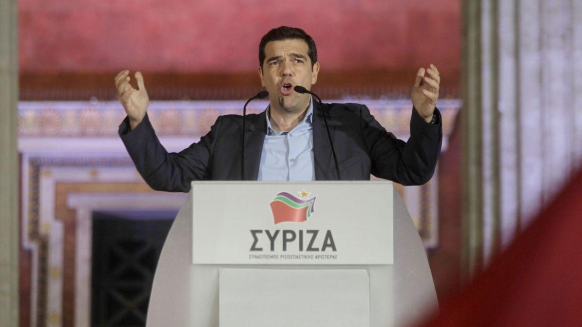 Grecia: Partido antiausteridad obtiene clara victoria en elecciones generales