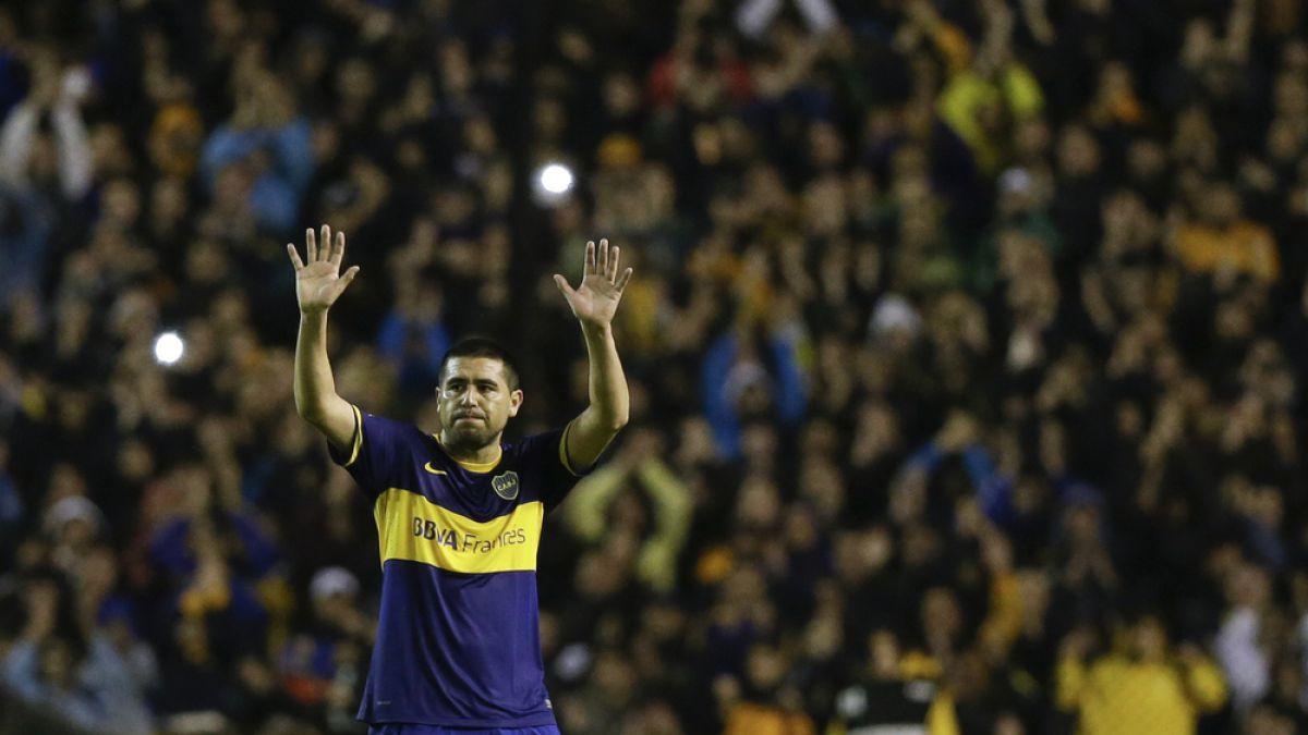 Juan Román Riquelme quiere ser presidente de Boca Juniors