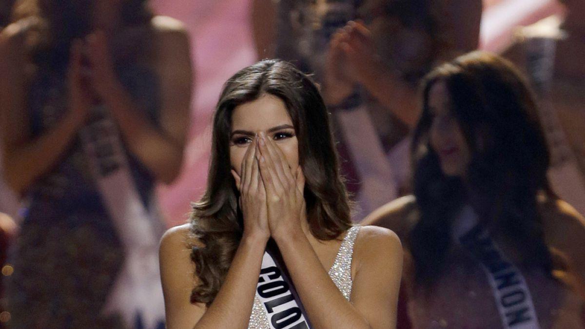 Paulina Vega consigue segunda corona de Miss Universo para Colombia