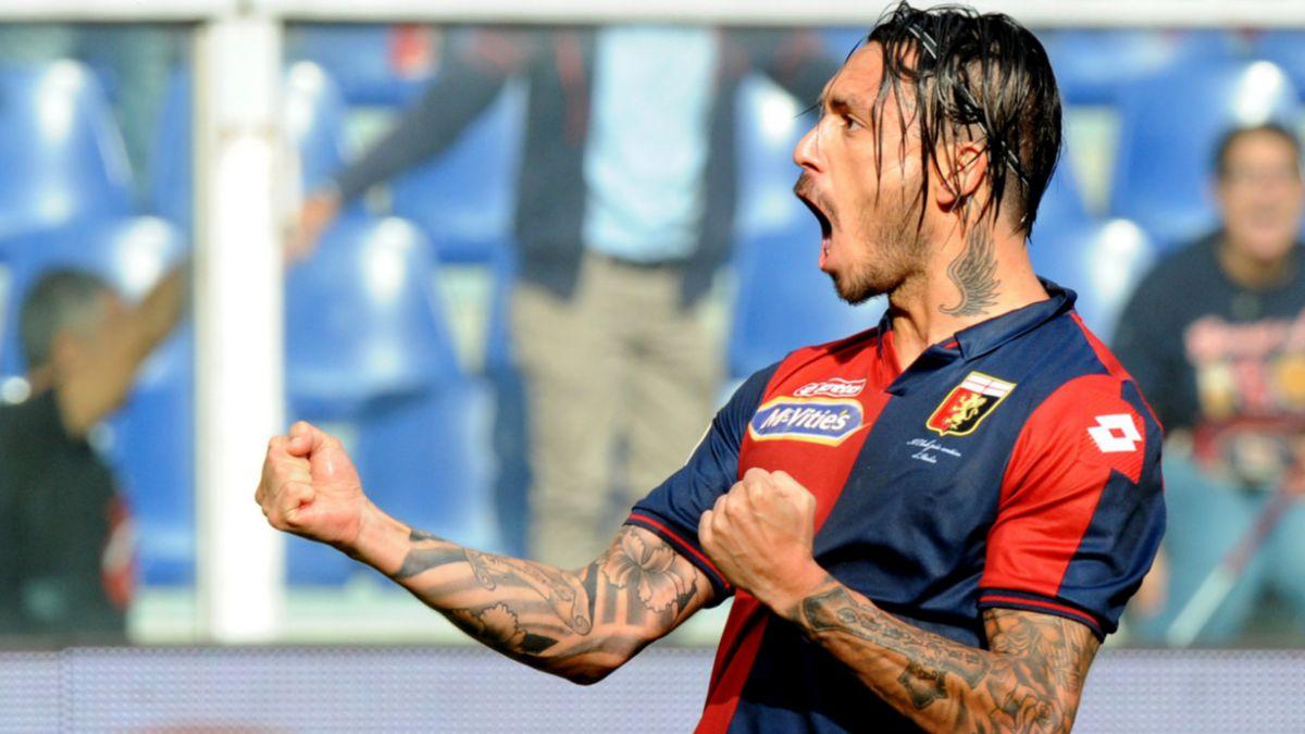 """DT del Atalanta confía en Pinilla: """"Nos dará los goles que necesitamos"""""""