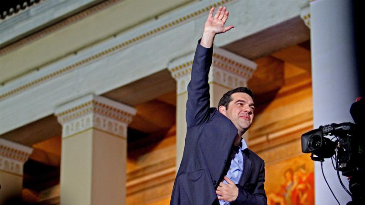 Quién es Alexis Tsipras, el hombre que sacude a Europa