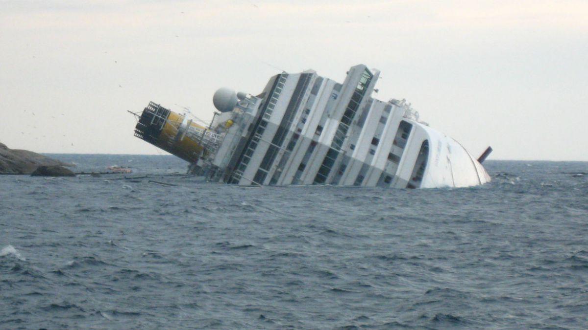 Costa Concordia: Fiscalía italiana pide 26 años de cárcel para el capitán