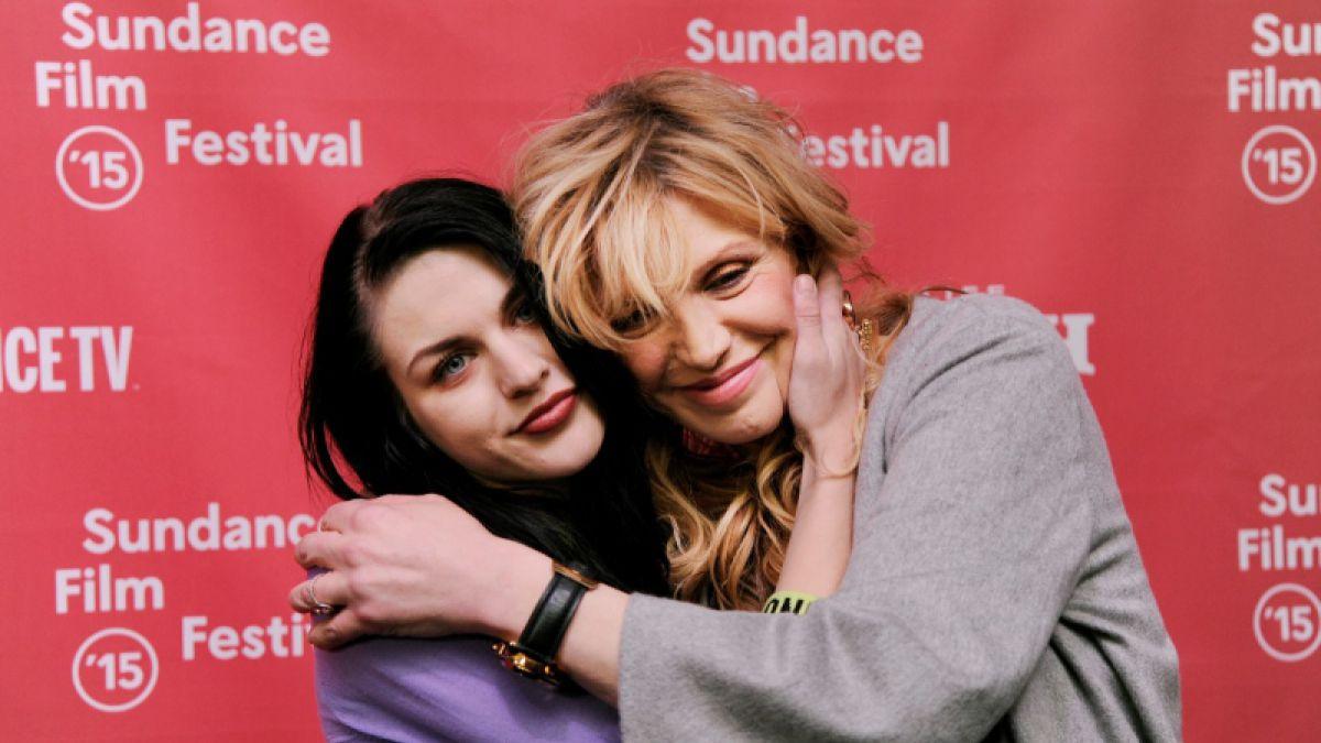 Courtney Love confiesa haber usado heroína mientras esperaba a su hija con Kurt Cobain