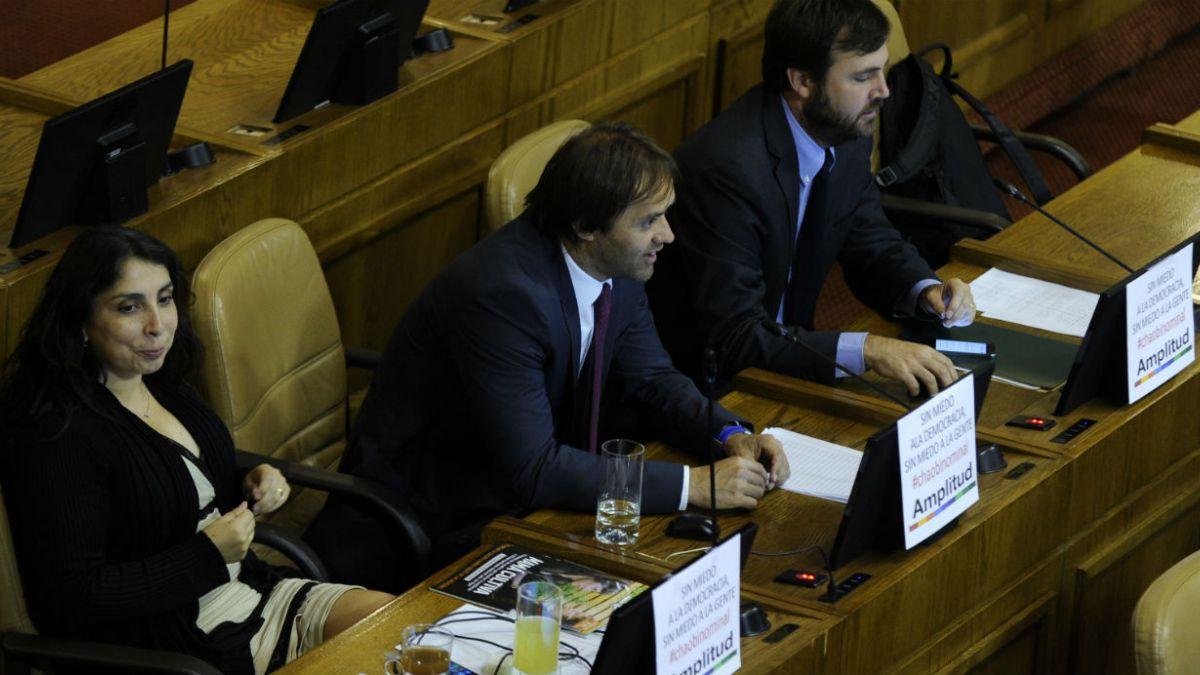 Amplitud anuncia defensa a reforma al sistema electoral tras requerimiento de la Alianza ante el TC