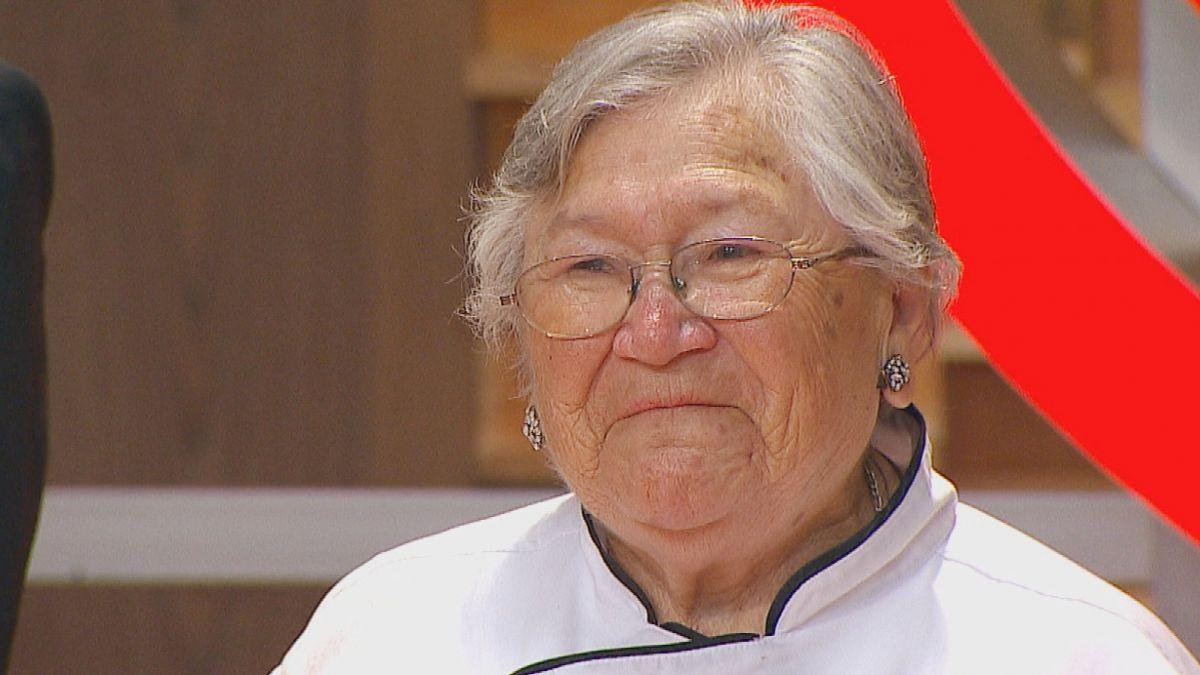 """Los 12 momentos memorables que tuvo la abuela Eliana en """"MasterChef Chile"""""""