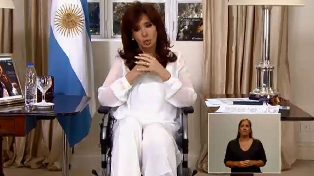 Cristina Fernández contó cómo se enteró de la muerte de Nisman