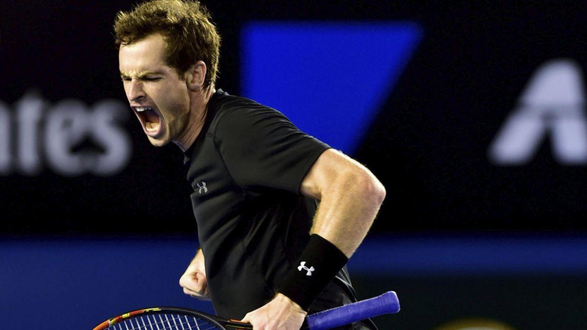 Murray pasa a semifinales del Abierto de Australia y se medirá con Berdych