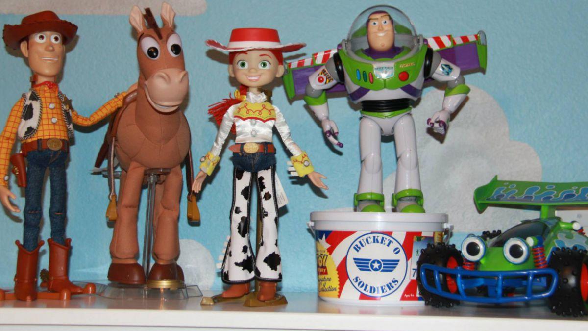 """[FOTOS] Recrean emblemática habitación de la saga """"Toy Story"""" en EE.UU."""