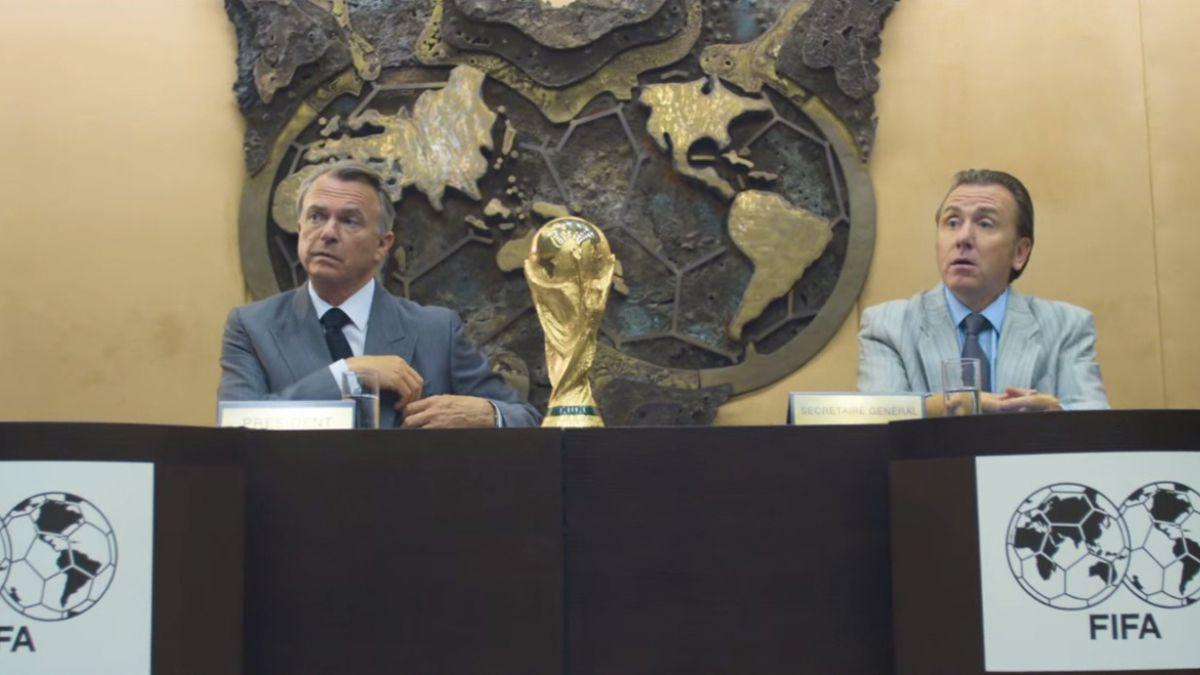 La curiosa y desconocida película sobre la FIFA