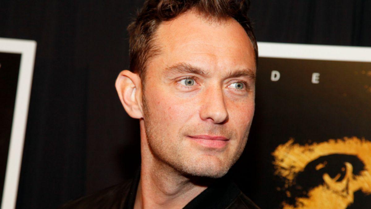 Jude Law revela la razón por la que decidió no interpretar a Superman