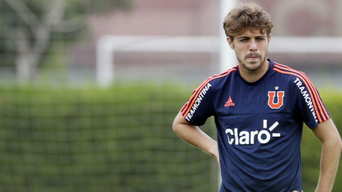 Maxí Rodríguez debuta con triunfo de la U en amistoso ante Palestino