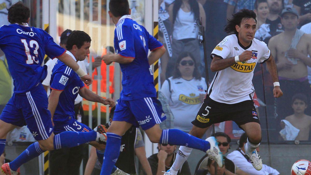 El escaso aporte de los defensas paraguayos en Colo Colo
