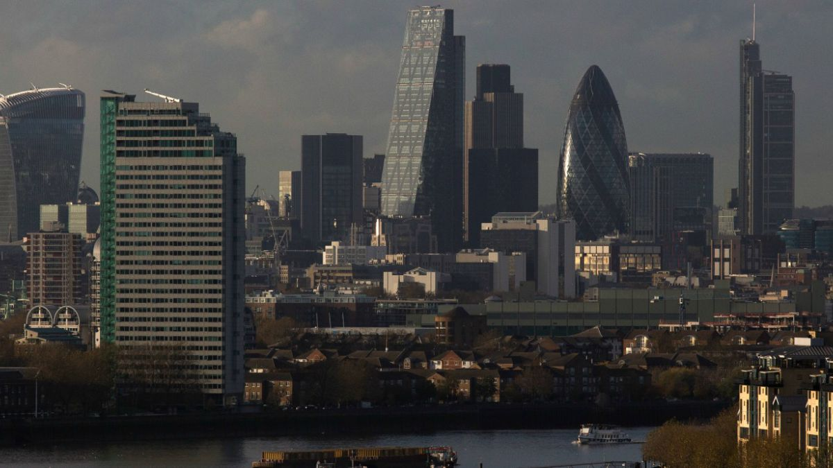 Las casas en Londres valen más que toda la economía de México, Colombia y Argentina