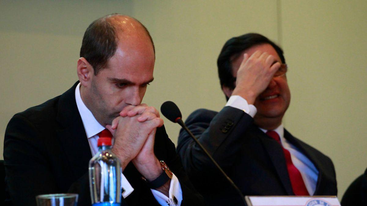 Sergio Jadue es citado a declarar este lunes en la Fiscalía de Peñalolén