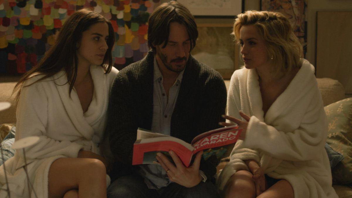 Lionsgate adquiere película que Keanu Reeves grabó en Chile por US$2.5 millones