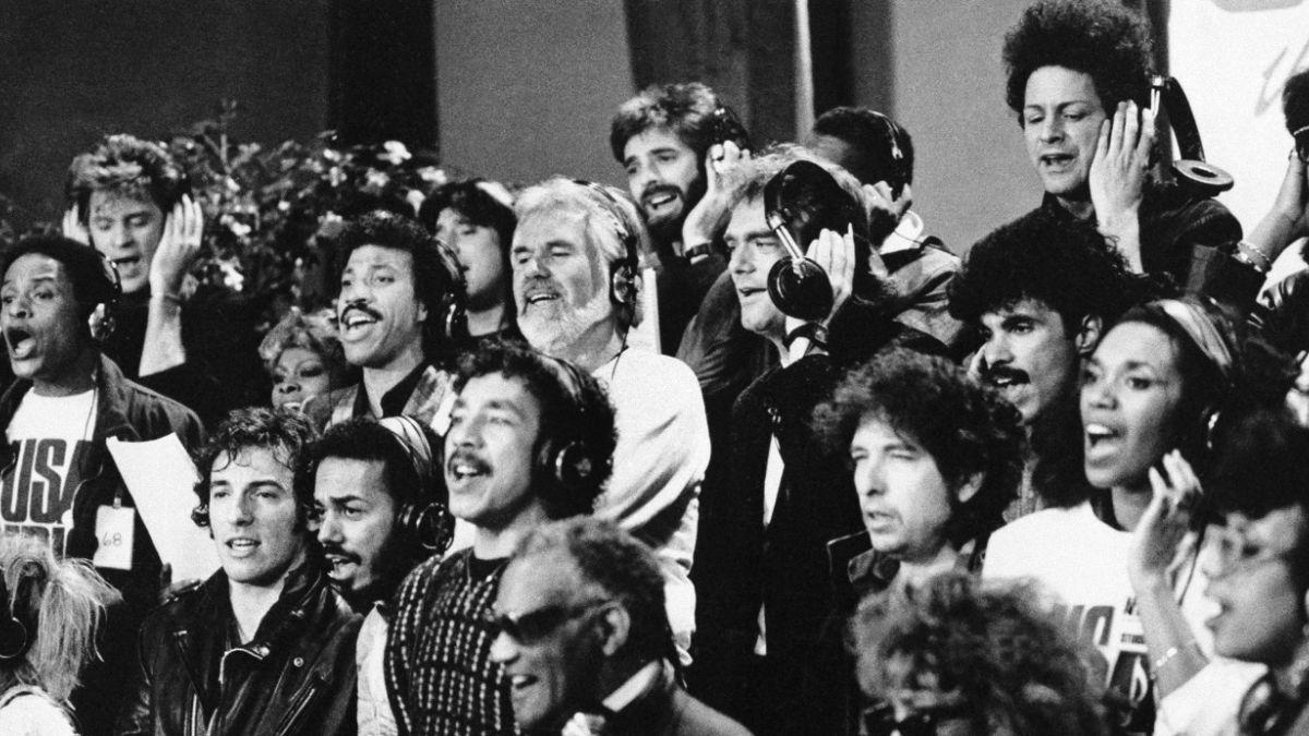 10 cosas que debes saber del exitoso tema We Are the World a 30 años de su grabación