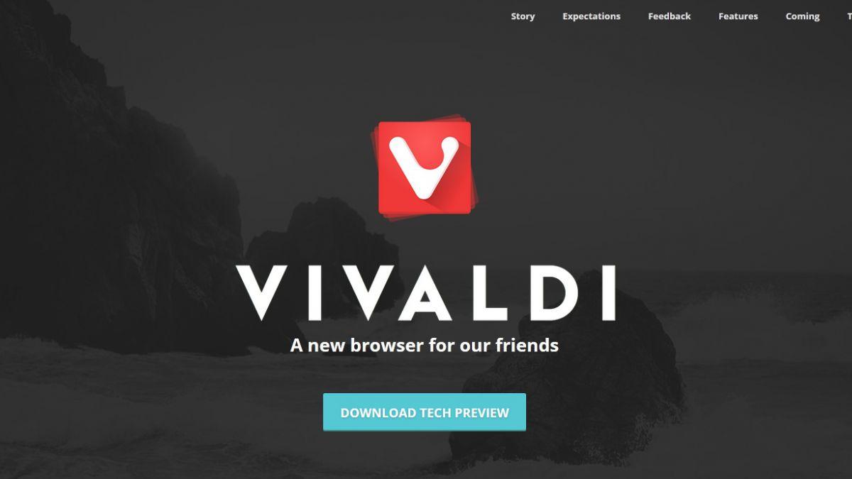 Así funciona el nuevo navegador Vivaldi